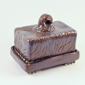 Butter Dish - SOLD