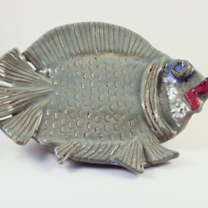 Fish Dish #11 - SOLD