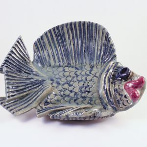 Fish Dish #14 - SOLD