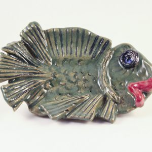 Fish Dish #12 - SOLD