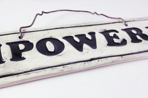empowered_sign_closeup