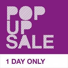 Pop-Up Ceramics Sale