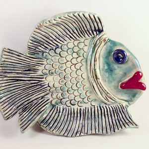 Fish Dish #23 - SOLD