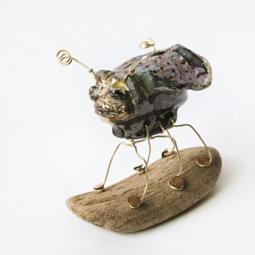 The Evolution of Ceramic Woodland Insects