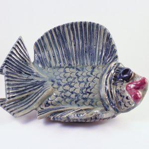 Fish Dish #14 - SOLD