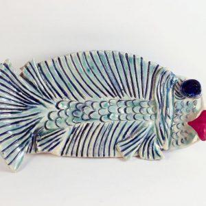 Fish Dish #18 - SOLD