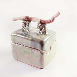 Curvy Handle Wish Box - SOLD