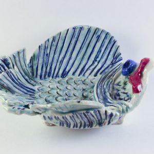 Fish Dish #17 - SOLD